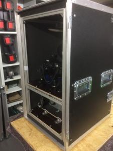 Neuer Fotobox Flex Tower günstiger flexibler Fotoautomat